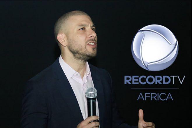 Ex-director da TV Record África indiciado no crime de branqueamento de capitais  mudou-se para Moçambique