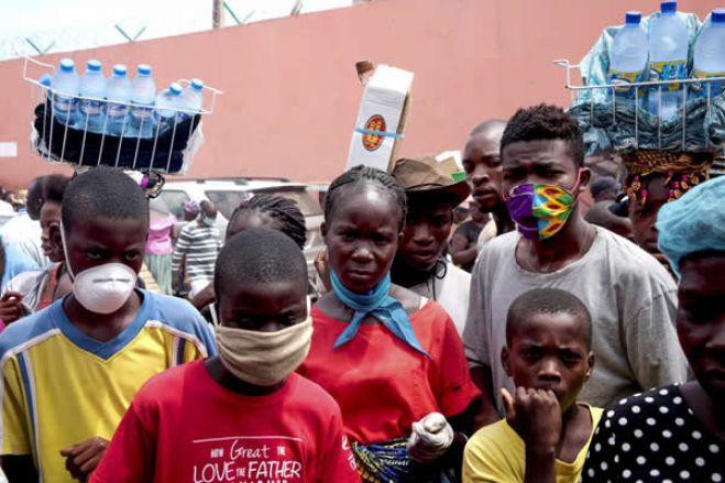 População de Luanda desrespeita às medidas contra Covid-19