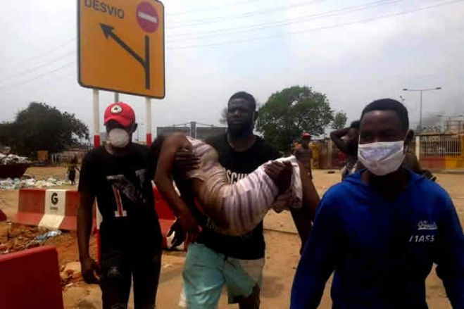 Polícia angolana já matou pelo menos 12 estudantes entre Março e Novembro