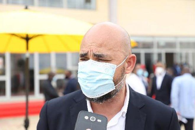 Regresso a Angola de JES não é assunto para a TPA, diz director de conteúdos da televisão pública