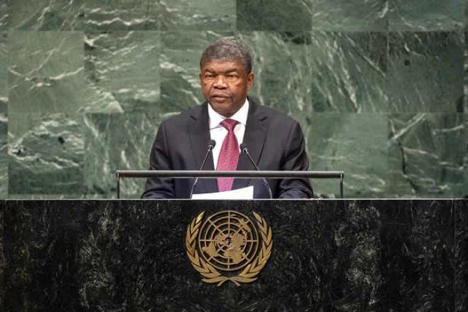João Lourenço pede fim de embargo de armas ao Governo da RCA no Conselho de Segurança da ONU