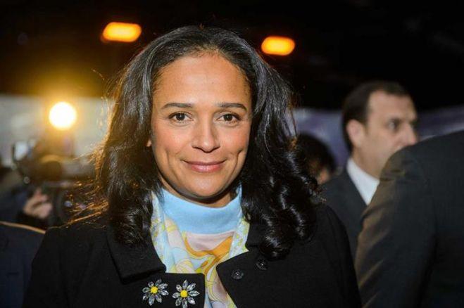 Empresária angolana Isabel dos Santos participe do Fórum da CPLP em Lisboa