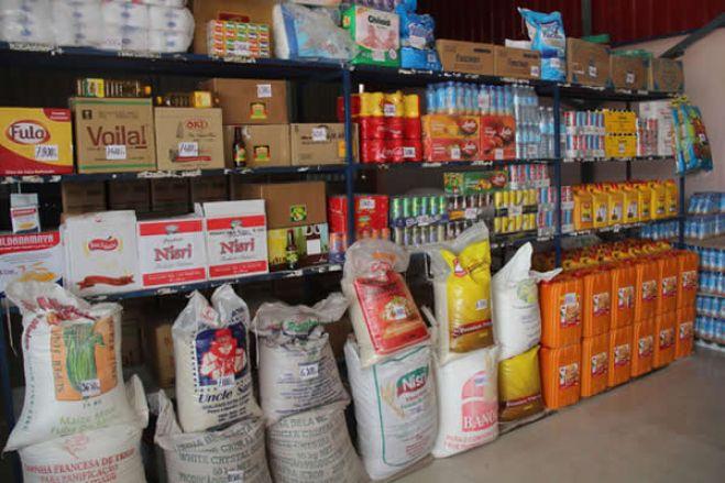 Armazéns aumentam preços da cesta básica alimentar