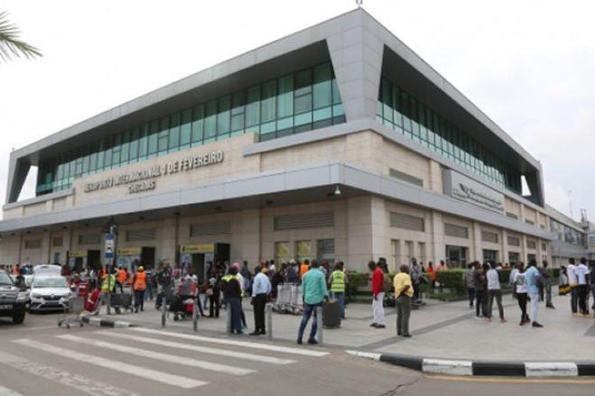 SIC deteve dois traficantes de droga no Aeroporto 4 de Fevereiro