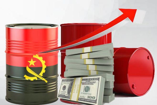 Angola poderá registar excedente orçamental se preço do crude ficar no nível atual, diz consultora