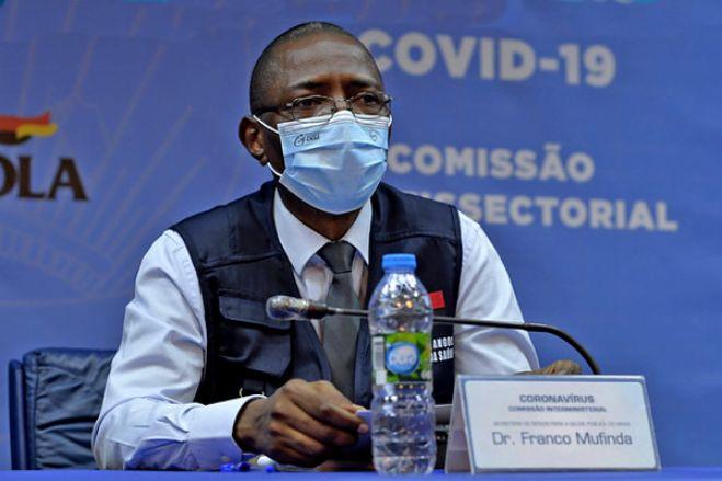 Covid-19: Angola mais perto da infecção comunitária