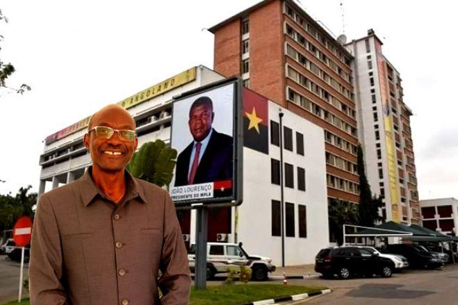 Candidatura de António Venâncio à liderança do MPLA sem destaque na media pública