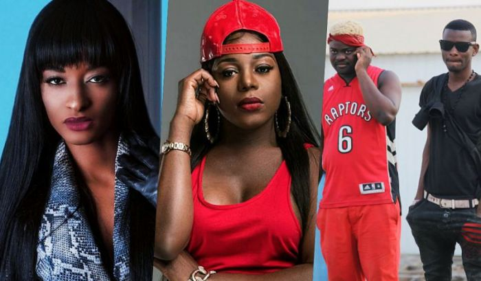 "Telma Lee, Titica e Xtrubantu gravam remix do hit ""Defaya"""