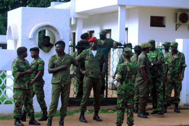 Guiné-Bissau: Estado-Maior deteve 4 militares por alegada tentativa de golpe de Estado