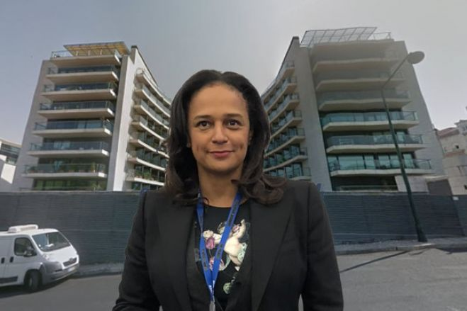 Portugal investiga casas de Isabel dos Santos