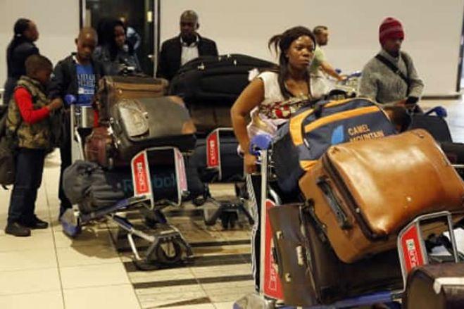Covid-19: Governo angolano apoia cidadãos retidos no exterior
