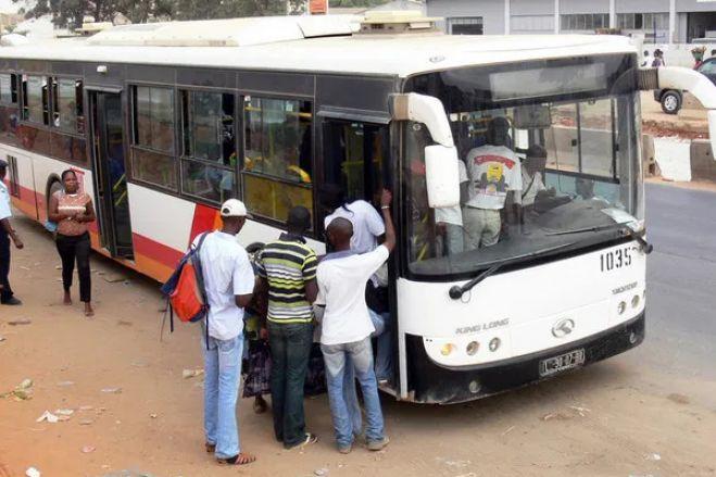 Transportadoras sem condições deixam de operar em Luanda