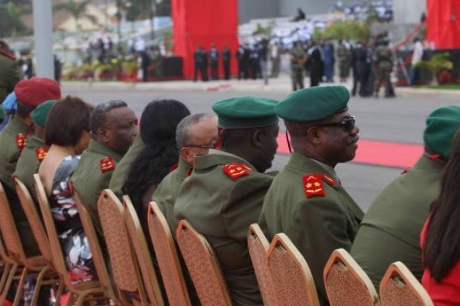 Núcleo militar do MPLA na contramão da democracia e da reconciliação nacional