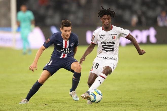 Em França, o futuro chama-se Eduardo Camavinga, é angolano, tem 16 anos e destruiu o PSG