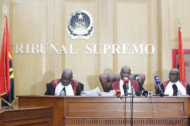 Tribunal Supremo reconhece dificuldades no funcionamento dos tribunais