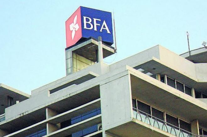 Resultado líquido do BFA cai 25% devido a pandemia e rating