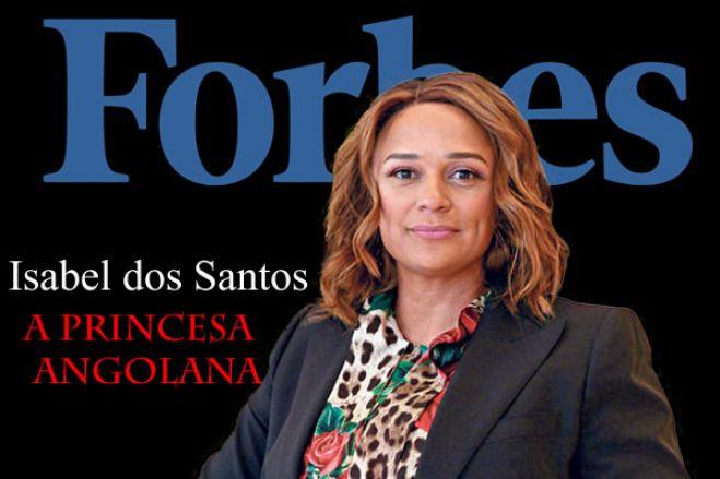 Isabel dos Santos está mais pobre 100 milhões mas ainda é a mais rica de África