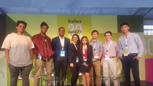 Jovens angolanos participam na cimeira da Forbes para jovens abaixo dos 30 anos de idade
