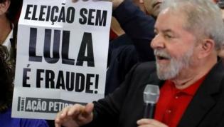 Lula falha prazo do mandato de detenção ordenado por Juiz brasileiro
