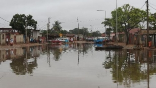Semana de fortes chuvas em Luanda com rasto de pelo menos 10 mortos