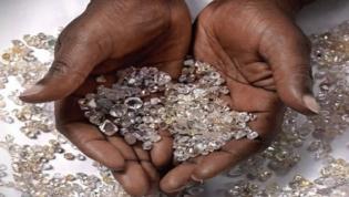 Sodiam deixa de vender diamantes brutos para árabes da Odyssey