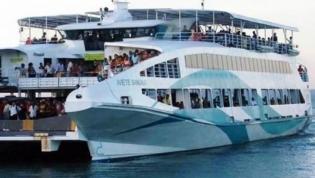Angola prepara receção do primeiro ferryboat para garantir ligação a Cabinda