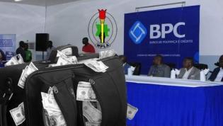 Maior banco angolano com buraco de mais de 5.000 milhões de dólares