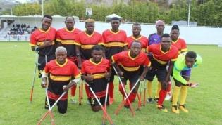 Futebol adaptado: Angola é campeã do mundo