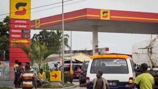 Governo angolano quer postos de abastecimento de combustíveis em todo o país
