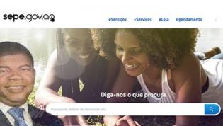 João Lourenço lança portal electrónico de serviços