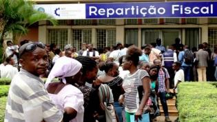 """""""Operação Resgate"""" em Angola triplica procura de Cartão de Contribuinte"""