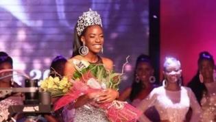 Ana Liliana Avião é a nova Miss Angola 2018