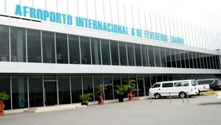 Aeroporto 4 de Fevereiro em 'estado de sítio' para impedir fuga de membros da elite angolana