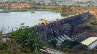 Barragem do Inga da RD Congo vai fornecer energia à cidade de Cabinda