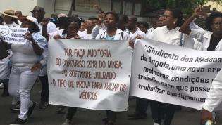 A crise de formação do homem médico em angola está aos extremos: muitos formados raros bem formados