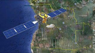 Angola já recebe um terço do sinal de satélite da compensação russa
