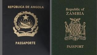 Cidadãos de Angola e Zâmbia deixam de precisar de vistos para entrar nestes países