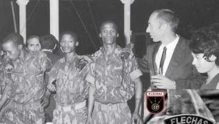 """MPLA chacinou um quarto dos """"Flechas""""após fim da guerra colonial em Angola - historiador"""