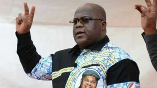 Félix Tshisekedi Tshilombo eleito presidente da RDCongo