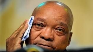 Jacob Zuma renuncia à presidência da África do Sul
