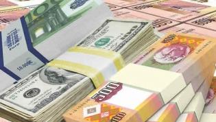 Kwanza sofre desvalorização para novos mínimos históricos face ao euro e dólar
