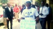 Obra de reabilitação de estrada a cargo  de Odebrecht entrego a construtora angolana