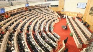 Parlamento vota Orçamento que prevê crescimento de 2,8% em 2019