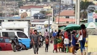Angola arrisca cair para quinta maior economia da África subsaariana - Bloomberg
