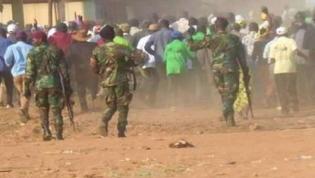 Sábado de mártir: Um morto e mais de 100 detidos em manifestação nas Lundas