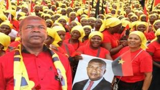"""MPLA festeja 62 anos a reafirmar """"combate à corrupção"""" como prioridade"""