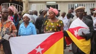Militantes da FNLA saíram à rua em Luanda contra a liderança de Lucas Ngonda