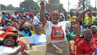 Frelimo vence as eleições autárquicas de Moçambique em 44 dos 53 municípios do país
