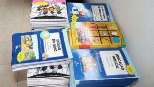 PR autoriza mais US$ 41 milhões para manuais escolares em 2019