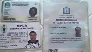 Oposição pede que PGR investigue congoleses com cartão de eleitor